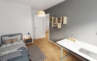 Wohnen am Klosterwald Wohnung 1
