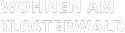Wohnen am Klosterwald Logo