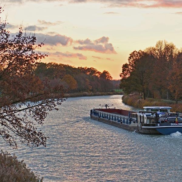 Münster am Kanal